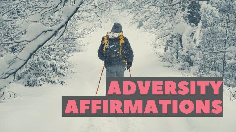 adversity affirmations featured image