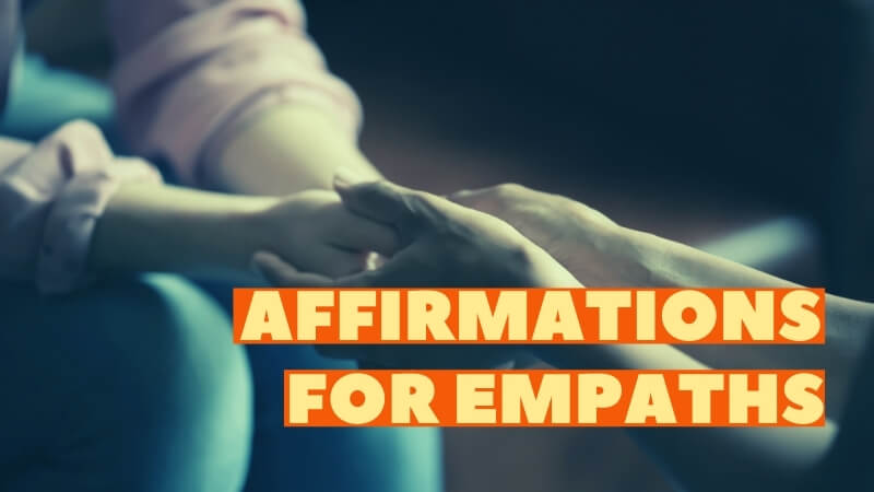 affirmations for empaths featured image