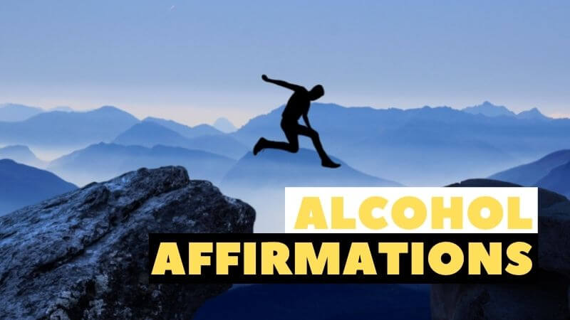 alcohol affirmations featured image