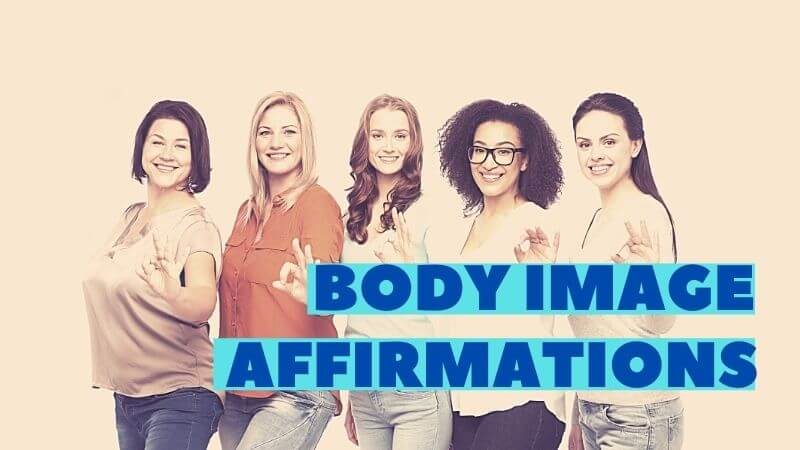 body image affirmations featured image