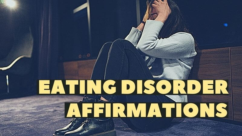 eating disorder affirmations to help in recovery featured image