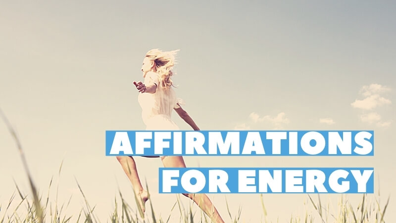 affirmations for energy featured image