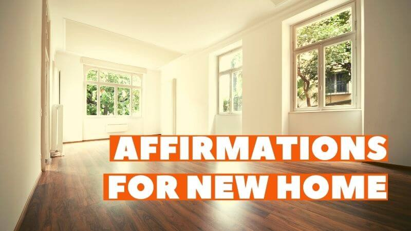 affirmations for new home featured image