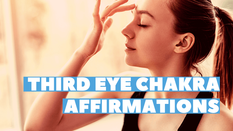 third eye chakra affirmations featured image