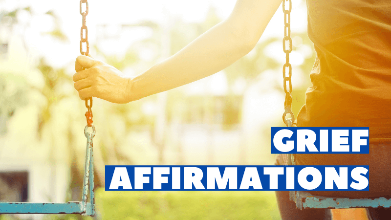 grief affirmations featured image