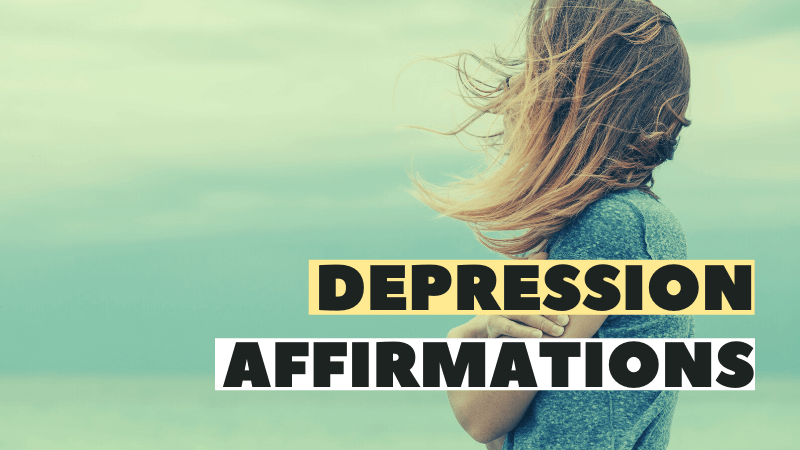 affirmations for depression featured image