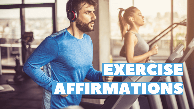 affirmations for exercise featured image