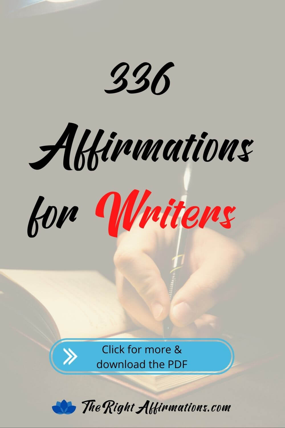 affirmations for writers pinterest