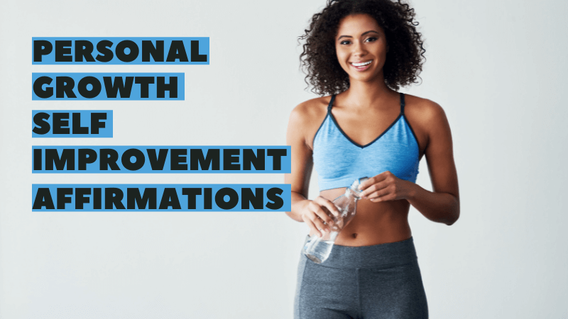 personal growth and self improvement affirmations featured image