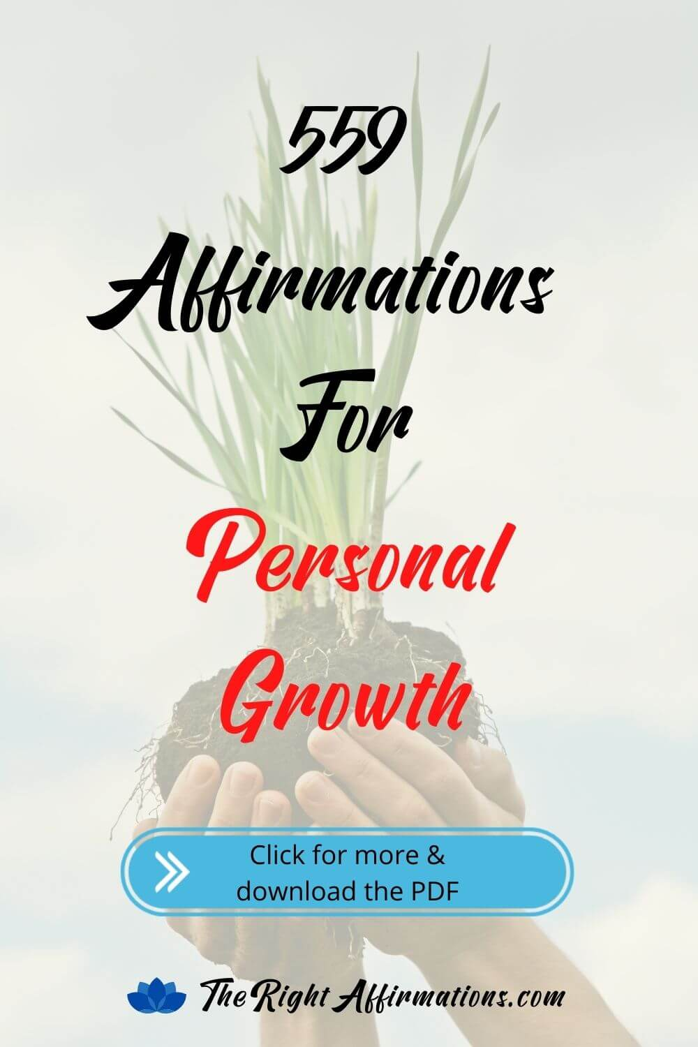 self improvement and personal growth affirmations pinterest 2