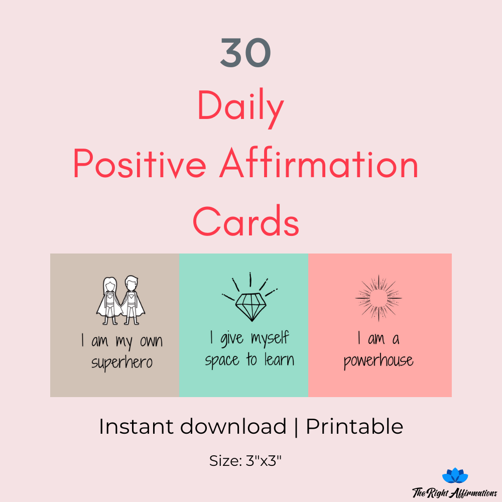 Daily Positive Affirmation Cards Cover (1)