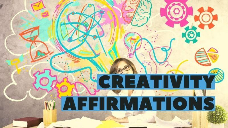affirmations for creativity featured image