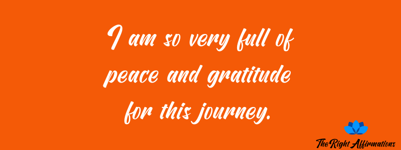 affirmations for more travel