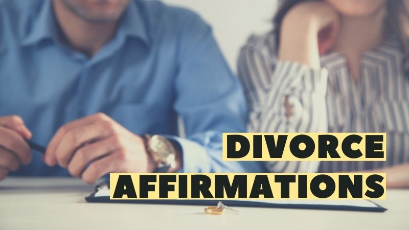 divorce affirmations featured image