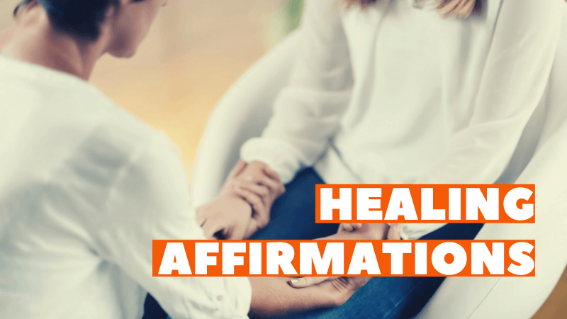 healing affirmations featured image