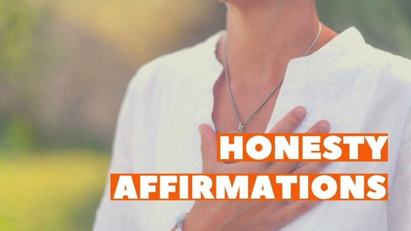 honesty affirmations featured image