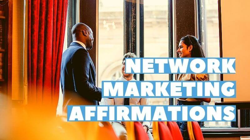 network marketing affirmations featured image