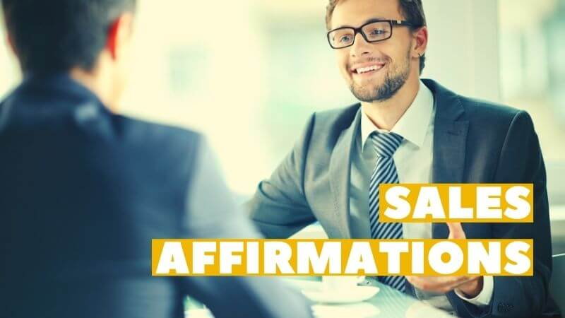 daily sales affirmations featured image